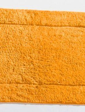 Covoras baie portocaliu bumbac Sky 410 40x60 cm
