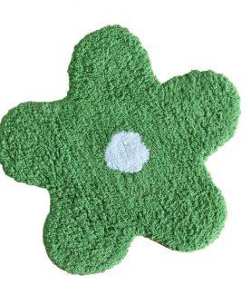 Covoras baie verde steluta 402 Alegra diam. 50 cm
