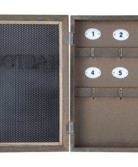 Cutie dulapior pentru chei Handcraft 30X22 cm