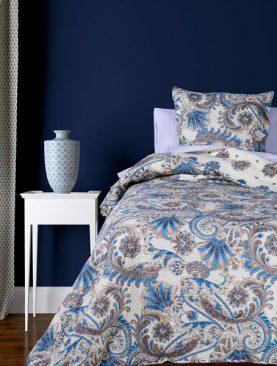 Cuvertura pat dormitor abstracta 7785 Colette 235x270 cm