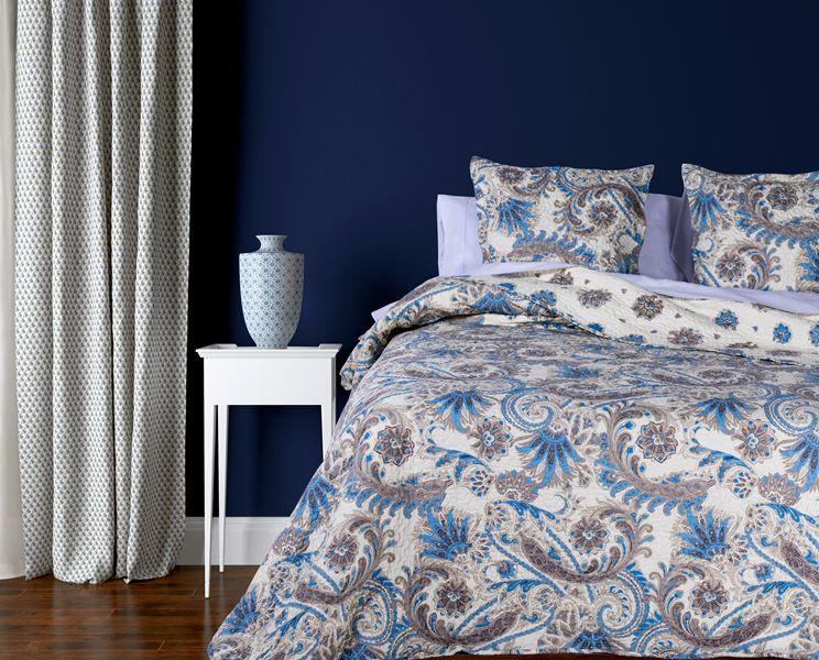 Cuvertura pat dormitor abstracta 7785 Colette 235×270 cm (Spania)