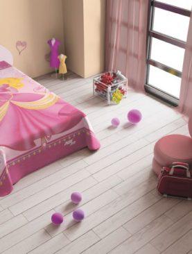 Cuvertura pat printesa roz 5567 160x220 cm