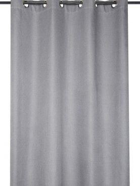 Draperie gri moderna Arsene Gris 140x260 cm
