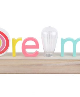 Lampa fetite Dream de veghe Cloudy 35X15X8 cm