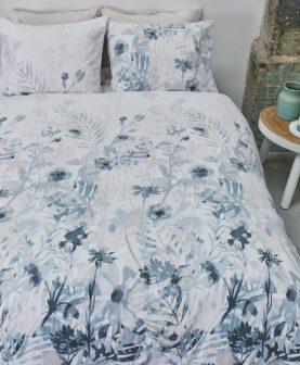 Lenjerie de pat florala Madeira Pastel 200x200/220 cm