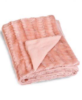 Patura roz pufoasa 5017 Antarctic 130x180 cm