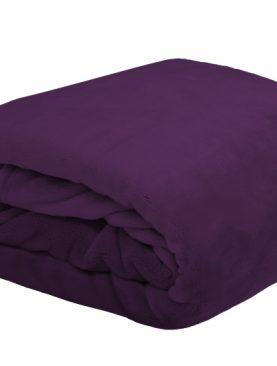 Patura violet soft Doudou 5792 130x160 cm