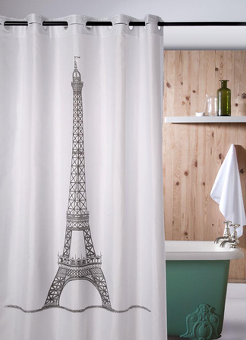 Perdea dus alba Eiffel 218 180×200 cm (Spania)