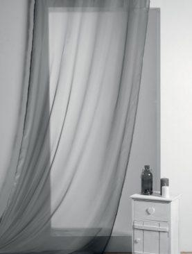 Perdea gri inchis Lisa Antracite 135x260 cm