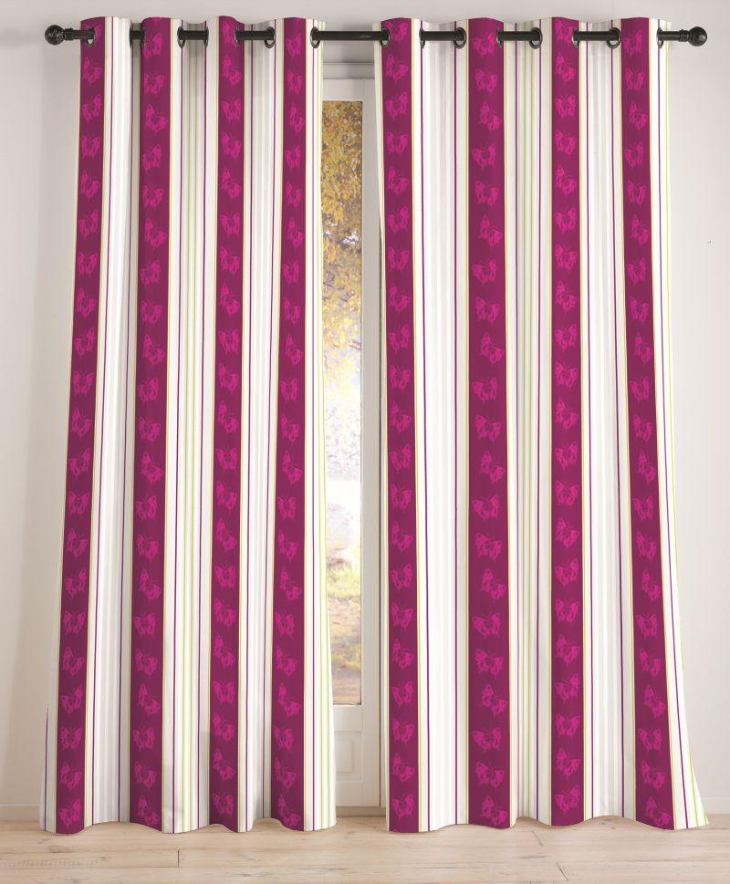 Perdea mov fluturi 135×240 cm Lidice (Franta)