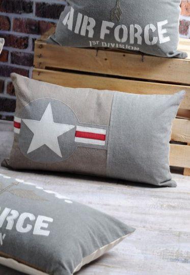 Perna US Army stea alba model1 30x50 cm
