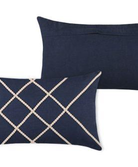 Perna albastra dreptunghiulara Concarneau 30X50 cm