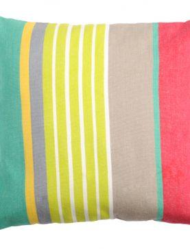 Perna colorata decorativa Canarias Grenadine 40x40cm