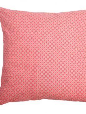 Perna corail bumbac Sole Corail 40x40 cm