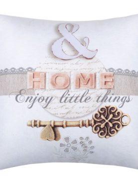 Perna decorativa Home Charmelia Beige 40X40 cm