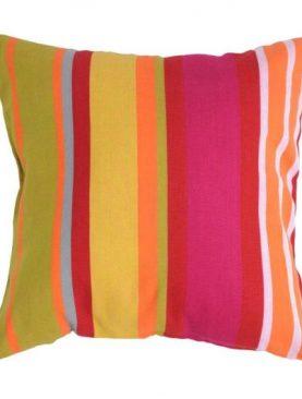 Perna decorativa colorata bumbac Ventura Multicolor 40x40 cm