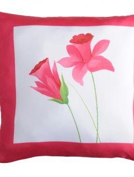 Perna floare rosie narcisa Narciso3 40x40 cm