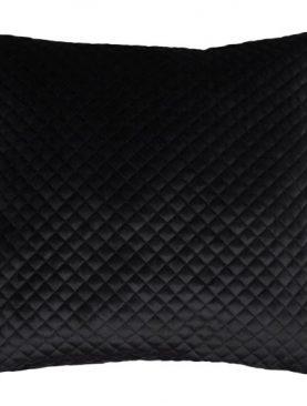 Perna neagra eleganta Bartyon 45X45  cm (col.15)
