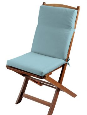 Perna turcoaz scaun terasa Sunny Glacier 40x90 cm