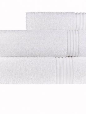 Prosop alb 70x140 cm bumbac 6005 Calpe Blanco (00)