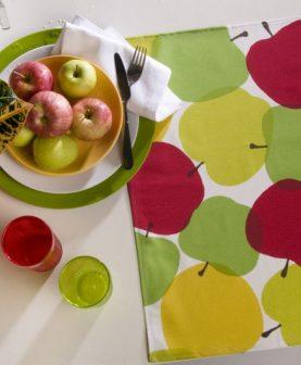 Suport farfurie Apple set 2 bucati 35x50 cm (Spania)
