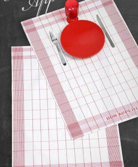Suport farfurie Bon Appetit set 2 bucati 50x70 cm (Franta)