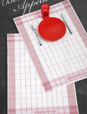 Suport farfurie Bon Appetit set 2 bucati 50x70 cm