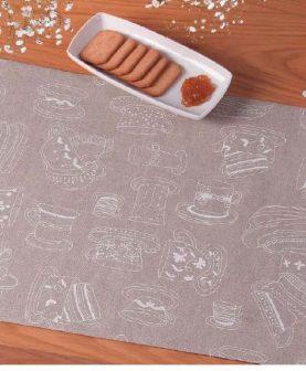 Suport farfurie Breakfast set 2 bucati 35x50 cm (Spania)