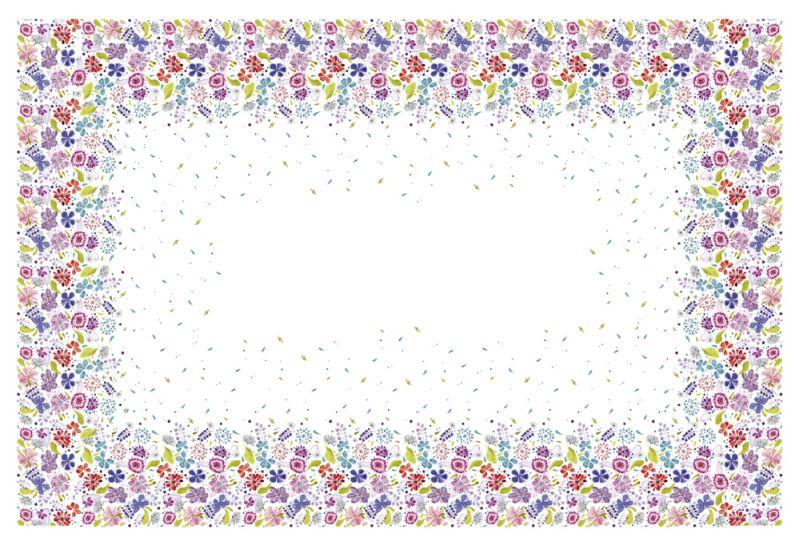 Suport farfurie Spring set 2 bucati 35×50 cm (Spania)