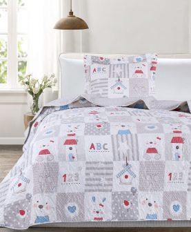 fetite cuvertura pentru pat