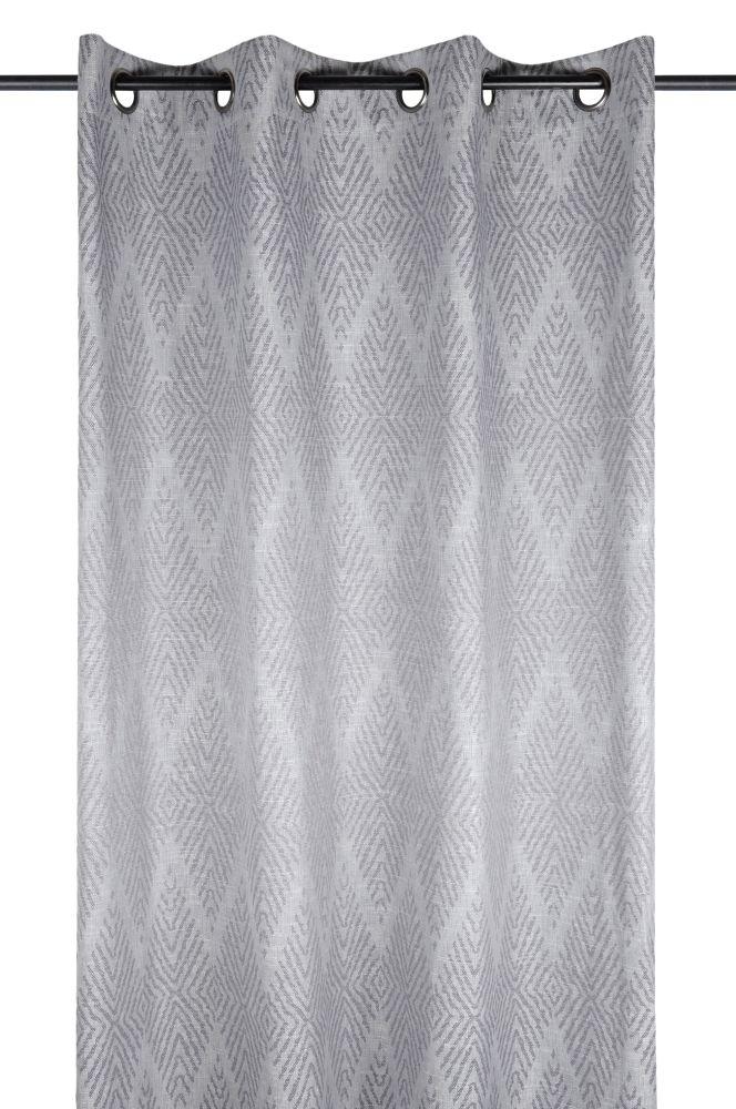 draperie gri moderna Kano gris rideau