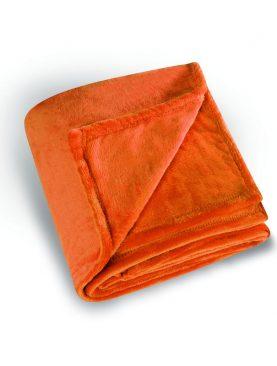 Patura portocalie 5047 Cocoon 130X180 cm