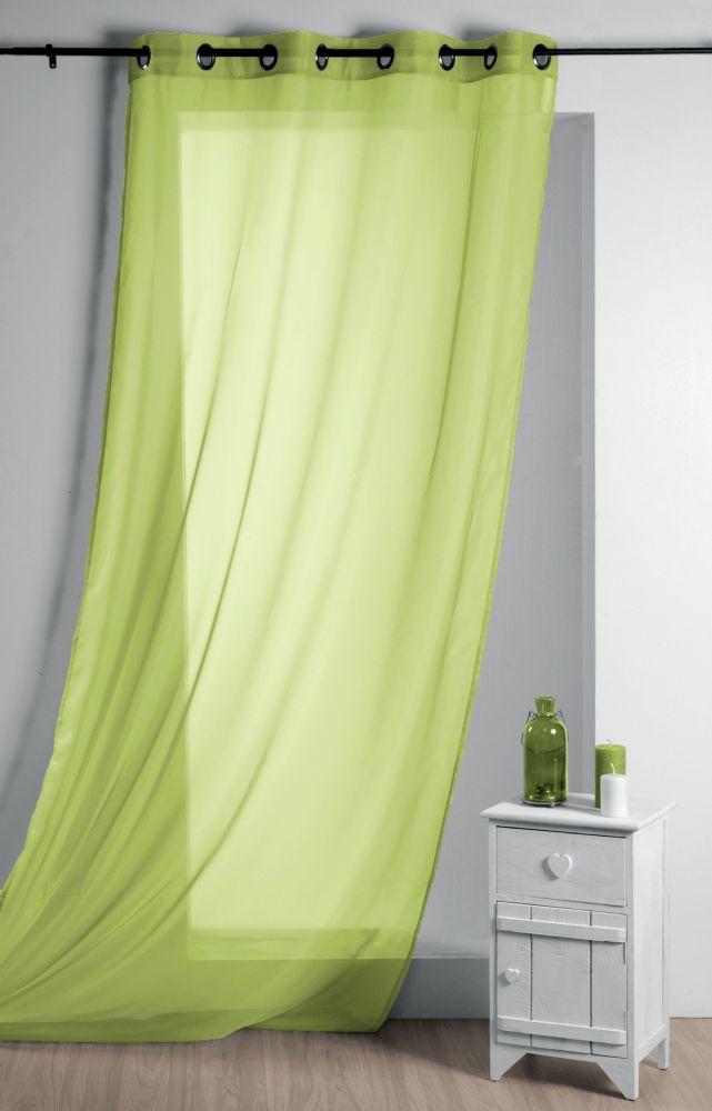 perdea confectionata verde