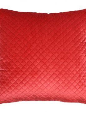 Perna rosie velvet Bartyon Rouge 45x45 cm (col 07)