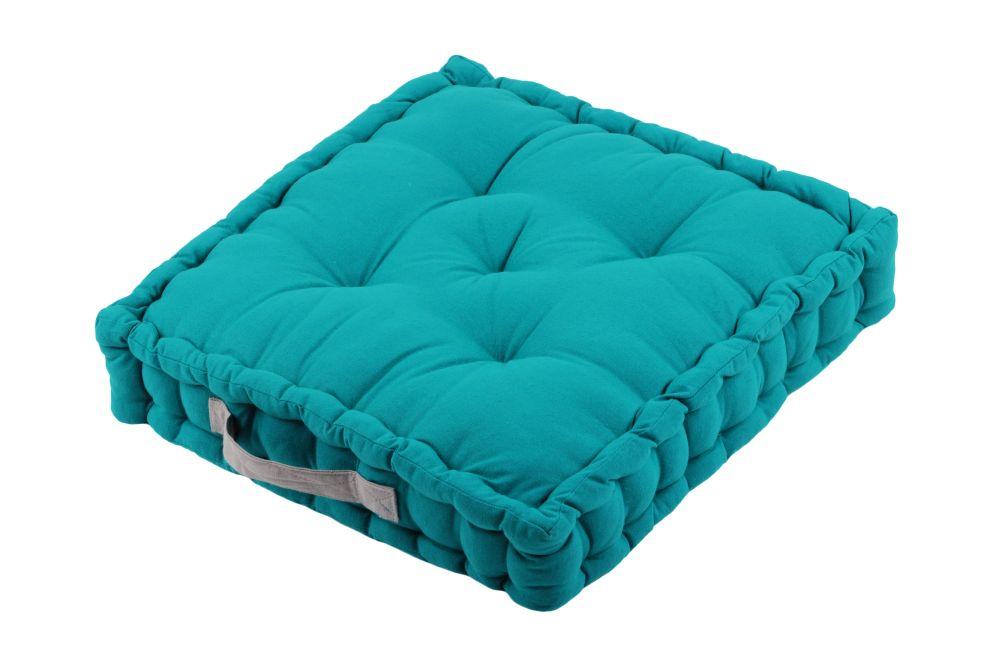 perna turcoaz podea Duo celadon-souris 45x45x10 cn